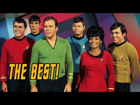 The 5 BEST Episodes Of Star Trek: TOS!