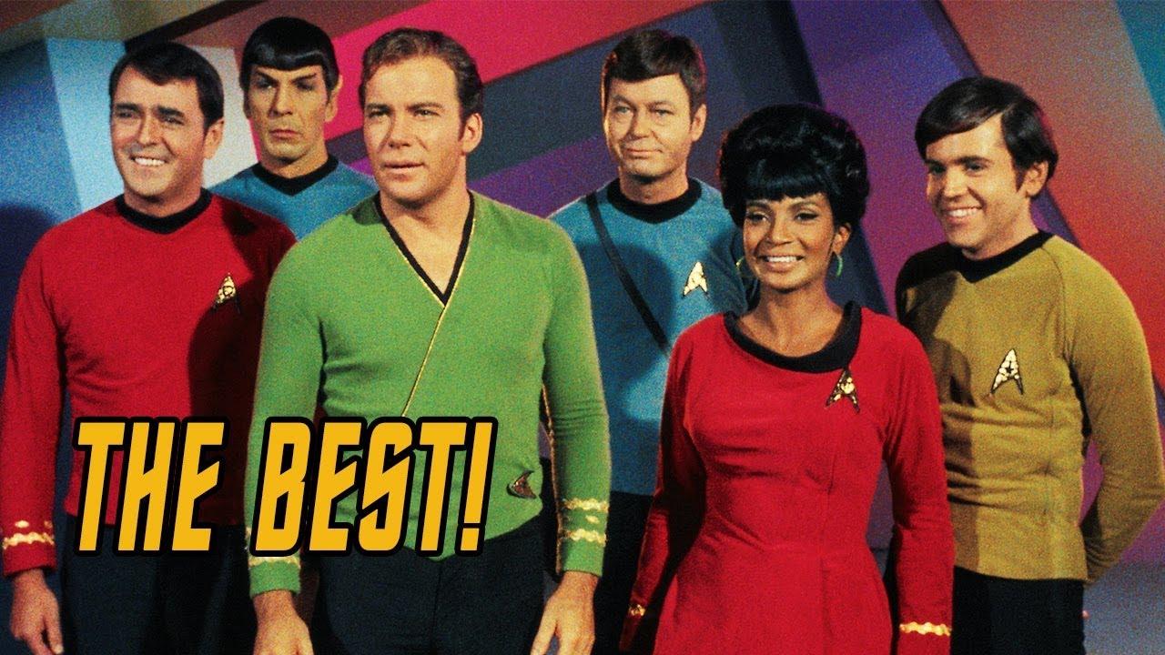 The 20 BEST Episodes of Star Trek TOS