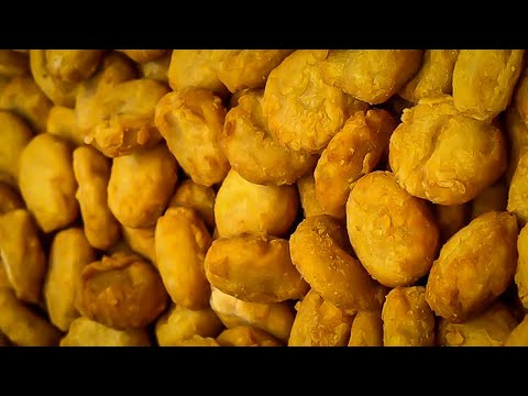 One Man vs 200 McDonald's Chicken Nuggets (3000 Subscriber World Record Attempt!)
