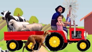 Old MacDonald Had A Farm + More Nursery Rhymes & Kids Songs | Super Eva