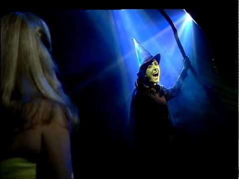 Trailer van de musical Wicked