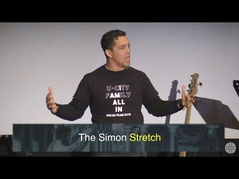 The Simon Stretch - Pastor Brent Roam