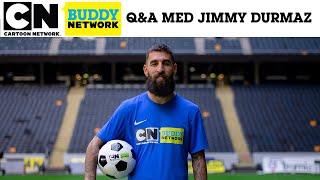 Dostum Ağ | Q & med Jimmy Durmaz | İsveç Cartoon Network