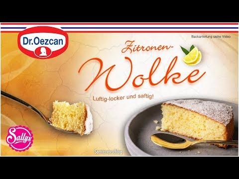 Zitronen-Wolke Kuchen /
