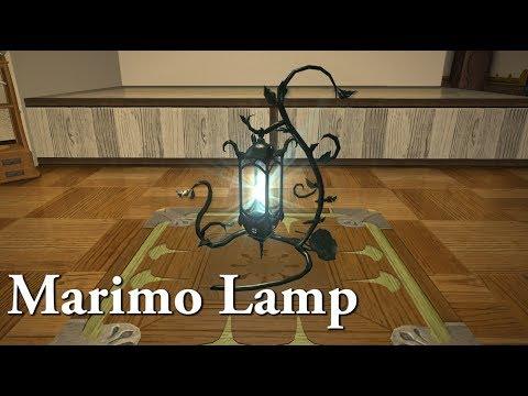 FFXIV: Marimo Lamp