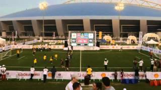 Qatar National Sports Day 2013 - Koora Time!
