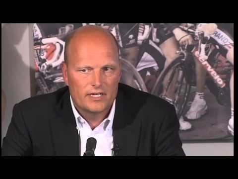 Bjarne Riis indrømmer doping - 25. maj 2007