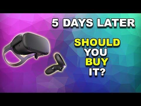 oculus-quest-honest-review-5-days-later- -oculus-quest