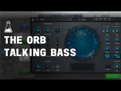 The Orb - Talking Bass Tutorial by Multiplier - AudioThing