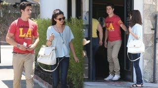 Http://ow.ly/ktrcx - click to subscribe!, http://clevver.com visit our site! , http://facebook.com/clevvertv become a fan!, http://twitter.com/clevvertv follow us!, selena gomez and david henrie ...