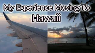 MOVING TO HAWAII // Melissa Giraldo