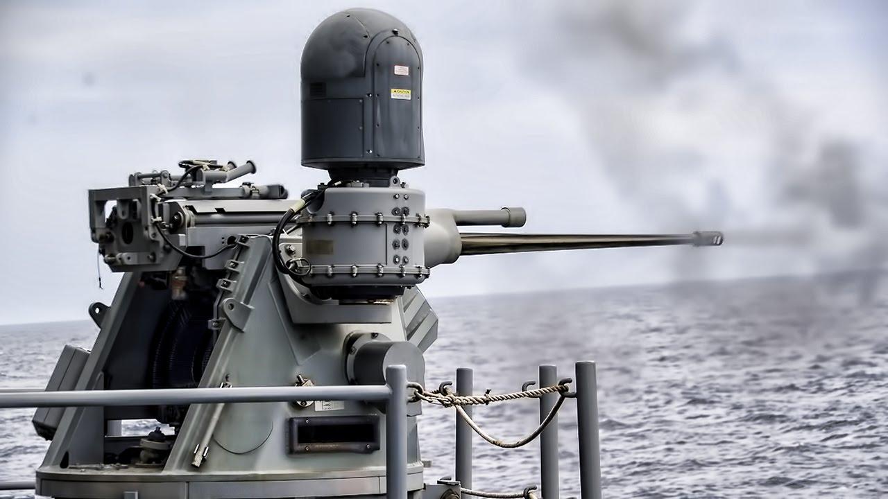Resultado de imagen para Bushmaster Mk 38