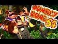 DONKEY KONG 64 EN LIVE !