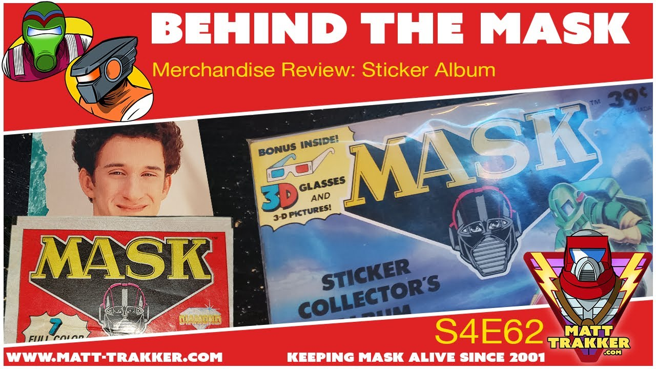Merchandise review: Sticker Album