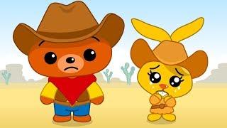 Mini Vaqueros - Plim Plim La Serie | El Reino Infantil