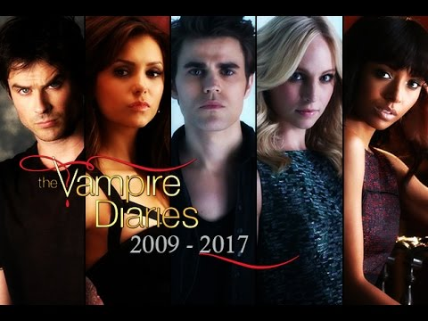 The Vampire Diaries Finale - Take On The World