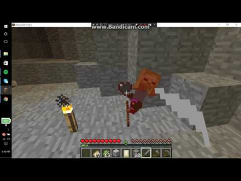 Minecraft Singleplayer Let's Play Ep:3 Mining Adventure!
