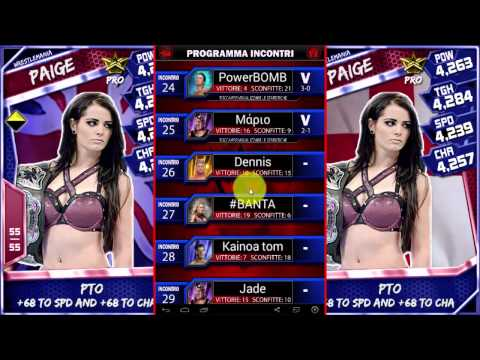 WWE Supercard Ep. #98: Looking for Common cards lol + Sv Fusion Card + KOTR Losses and Exhibition