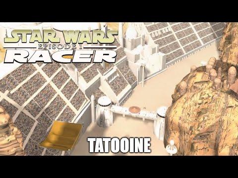 Star Wars: Episode I Racer - Tatooine |