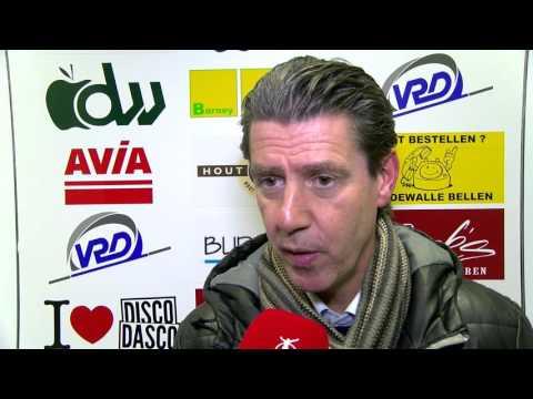 Robby Buyens keihard voor scheidsrechter Brinckman na 3 0 verlies in de derby