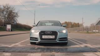 Обзорный тест-драйв Audi A6 Quattro 3.0 TFSI 3.0 333 л.с. S-Tronic