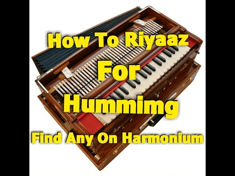 Humming Raiyaz To Find Out Any Song On Harmonium