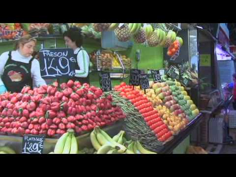 World Food Markets Spain