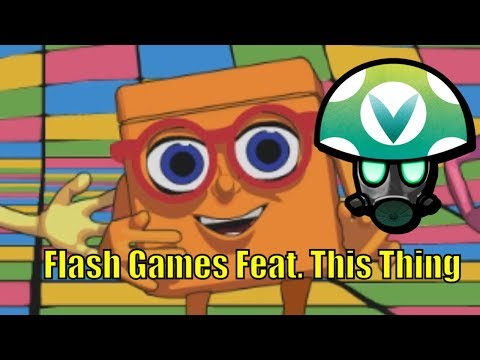 Flash Games Feat. This Thing  Rev Vinesauce