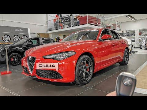2019 Alfa Romeo Giulia VELOCE 2.0 Turbo