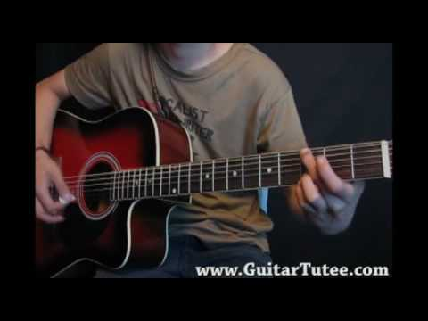 Blake Shelton - She Wouldn't Be Gone, by www.GuitarTutee