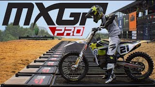 MXGP PRO - GAMEPLAY FR (physique pro)