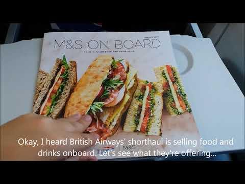 TRIPREPORT | British Airways (Economy) | Copenhagen - London | Airbus A321