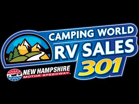 2014 Camping World RV Sales 301 Live-stream