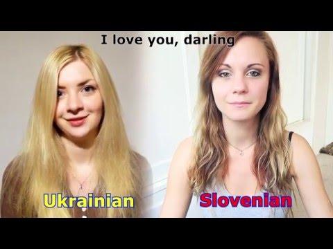 Comparison: Ukrainian vs Slovenian