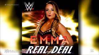 "2015: Emma 4th and New WWE Theme Song - ""Real Deal"" with download link"