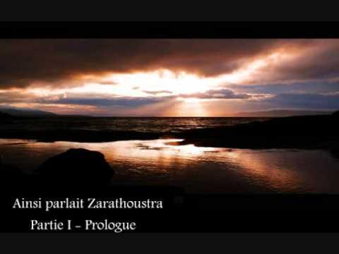 Ainsi Parlait Zarathoustra -Prologue 1-3(Lecture: Michael Lonsdale)