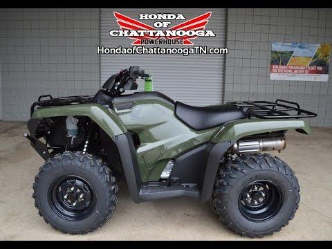 Charming 2015 420 Rancher ES 2x4 ATV Sale   Chattanooga TN GA AL Area ATV Dealer :  Honda Of Chattanooga