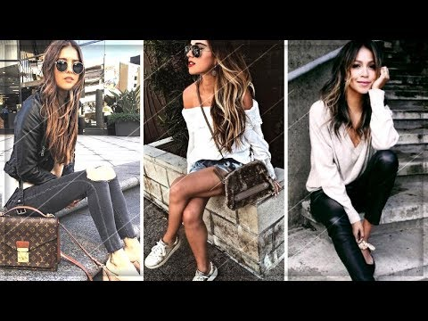 CASUAL SPRING OUTFIT IDEAS 2018 | ADD TO YOUR SHOPPING LIST NOW