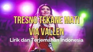 Download lagu Tresno Tekane Mati -Via Vallen (Lirik Bahasa Indonesia)