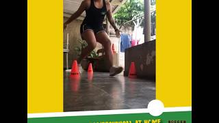 Goalkeeper Technical and Fitness Home Workout