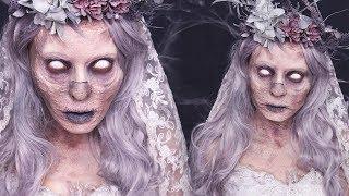 GNIJĄCA PANNA MŁODA  Halloween SFX makeup