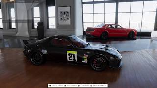 The Crew 2 - Fully Upgraded Perf lvl 280 Mazda RX7 Gameplay