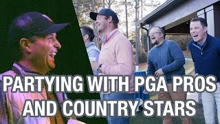 PGA Pro Kevin Kisner hosts the Fore Play crew in South Carolina