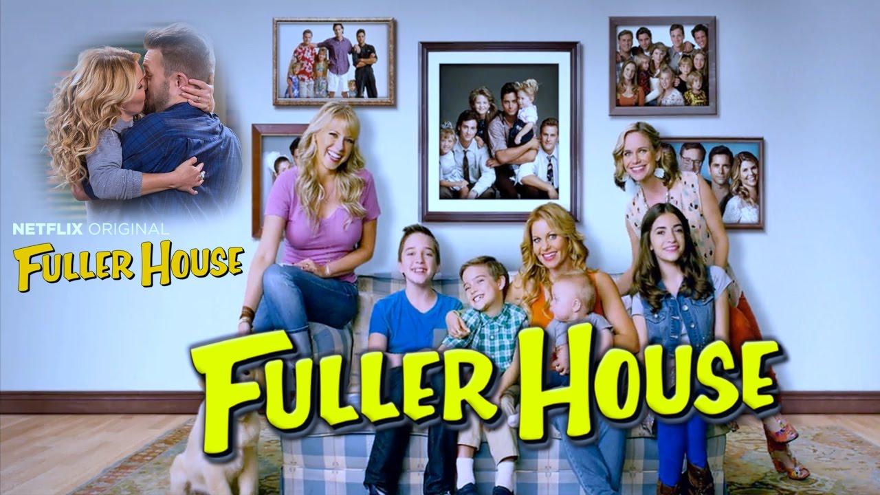 Image Result For Fuller House Season  Trailer