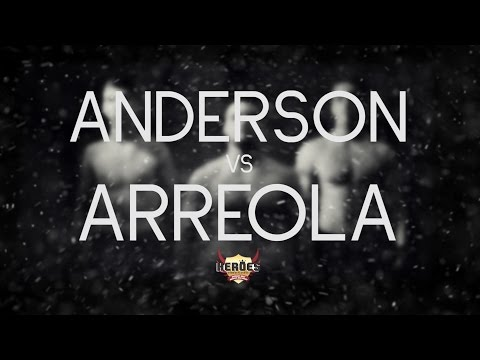 Heroes Combat League MMA | ANDERSON vs ARREOLA