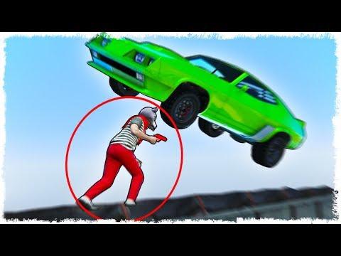 БЕРЕГИ ГОЛОВУ!!! ТРОПА СМЕРТИ В GTA ONLINE!!!