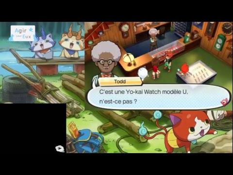 Yokai Watchj 3 03 FR : Toujours Plus De Yokai