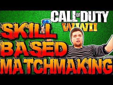 ww2 skill based matchmaking reddit