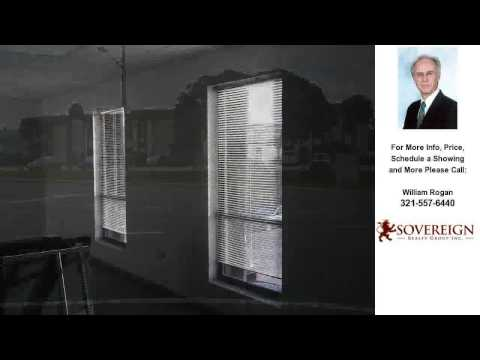 3000 N Atlantic Ave, Cocoa Beach, FL Presented by William Rogan.
