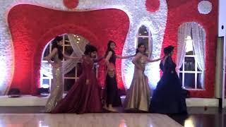 Veerey Di wedding | Family Dance performance |